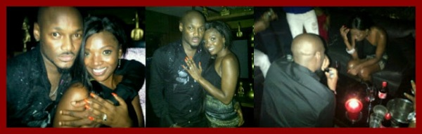 2 Face Idibia marries Annie Macauley.